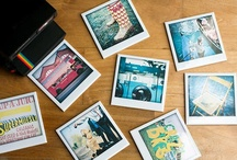Picture This! / Because every Polaroid moment is great!  / by Pat Bravo