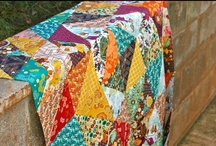 Quilt with Pat Bravo Fabrics / This board is dedicated to all of the beautiful quilts you make with my fabrics. Please send me your pictures and I'll make sure to share them here! / by Pat Bravo