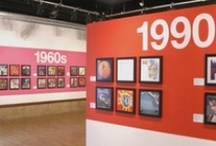 Longplay Exhibition / Long Play: 50 years of Record Cover Art. Long Play. A large survey of cover art and artists from each decade from the last 50 years.  Presented by The Herbert. / by Art Vinyl