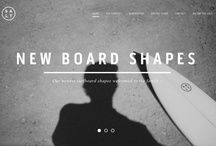 Web design / by Say What Studio