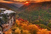 Autumn Sky...  / by Wilma Hamill