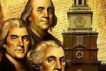 Educate - Founding Fathers & US Constitution / by IntelRev .tv