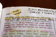 Church: Scriptures & FHE / by Debbie Law