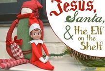 Elf on the Shelf / by Stephanie DeVlieger