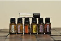 essential oils / by Jozlynne Shaw