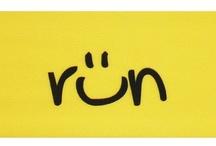 one word. RUN. / by Krystal Thompson
