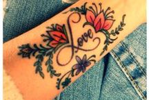 Tatts and Stuff / by Tracy Burrows (Goins)