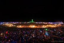 Burning Man plotting / by Erin Searcy