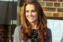 Kate Middleton / by Arabesque Pearls