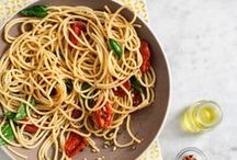 Recipes - Pasta / by Arabesque Pearls