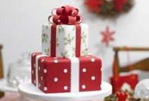 Holiday Cakes / by Hamley Bake Shoppe