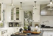 Design - Kitchens / For Cookin' / by Pat Minges