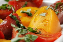 Salads & Dressings - Low Carb  / by Jammz Martiniii