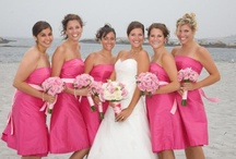 The Bridal Party / by Country Villa Bed and Breakfast