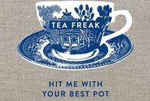 Tea Time / by Kristen Fullerton