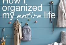 Design - Organization / by Pat Minges
