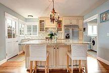 Kitchen  / by Kristen Fullerton