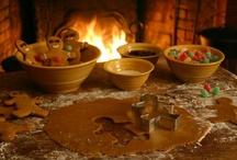 Gingerbread / by Anita Erkkila Mccoy