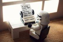 En una Galaxia no tan lejana... / Star Wars Universe / by Jorge Pampin