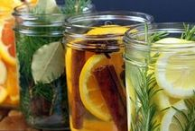 DIY Green Cleaners and Bath and Body / Recipes for homemade and green cleaning products and Bath and Body products.  / by Ann Harquail (My Nearest & Dearest)