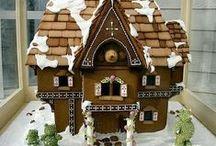 Gingerbread... / by Carolyn Greer