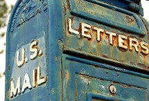 All about Mail  / by Michelle Robinson