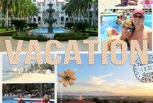 Scrapbook I (vacation, travel, destination) non-beach / This board is for travel, destination and vacation themed layouts. See Scrapbook II for everyday, family, pets, school, sports and all about me layouts. See Scrapbook II for holidays, birthday and season themed layouts. See Scrapbook IV for beach, lake and water destinations and vacations. / by Jennifer Vola