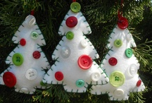 Christmas / For the Christmas season: crafts, ornaments, decor, sweets, printables, music, etc. / by Jennifer Vola