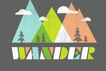 Graphics / Typography, color, design ideas and principles... / by Jennifer Vola