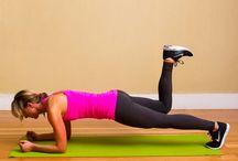 fitness and health / by Rebecca Cruz
