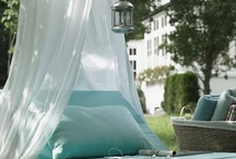 Outdoor Living Spaces & Gardening / by Ann Harquail (My Nearest & Dearest)