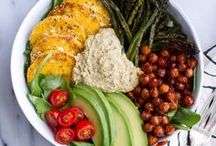 food / veggies & salads / by meg lyman