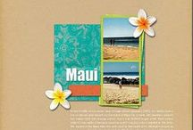 Scrapbook IV (beach, lake, water) / Gotta move my beach/lake/water vacation layouts over from by board Scrapbook...it has gotten too large to find anything. See Scrapbook for non-beach vacation. See Scrapbook II for everyday, home, pets, sports, garden.  See Scrapbook III for seasons, holidays and birthdays. / by Jennifer Vola