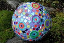 Art in the Round / Lots of round art doesn't fit well on my other Pinterest boards. I thought it might look nice if I put it all together. / by Susan Ross