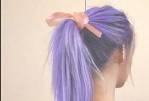 Hair Colors & styles / by Cherie Armond Hiatt