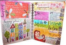 Art Journal 1 / by Theresa Merkling