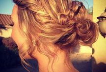 Undos, straight & sleek, curls & COLOR!! / by Raechel. Oglesby.