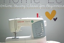 Sewing / by Amber Kus