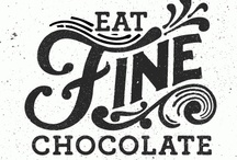 DEATH BY CHOCOLATE / Nothing...NOTHING...tastes as good as chocolate!  Every kind (except the very bitter) is wonderful.  I try to enjoy it as often as is possible! / by Tonja Owens