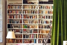 Libraries / by Sophia Jorris