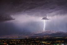 Amazing Weather... / Storms, earthquakes, floods, disasters, volcanoes, awe striking events. / by Beth Edwards