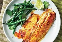 Cooking/Fish Recipes / by Malinda Gregory