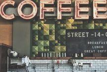 HOTELS&RESTAURANTS / by Taylor Gregg