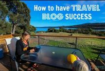 Blogging / Online Business / Social Media / Tips and strategies on blogging, online business and social media.  / by Caz and Craig @yTravelBlog