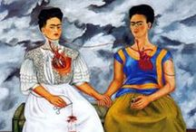 Frida Kahlo / by Heather Hunter