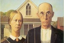 Grant Wood / by Heather Hunter