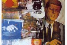 Rauschenberg / by Heather Hunter
