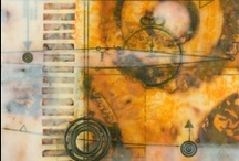 Encaustic / by Heather Hunter