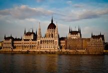 Hungary - Budapest / by Annemarie Crump