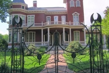 i like Ironwork and Architecture By Others / Inspire greatness and humbleness. / by Appalachian Ironworks